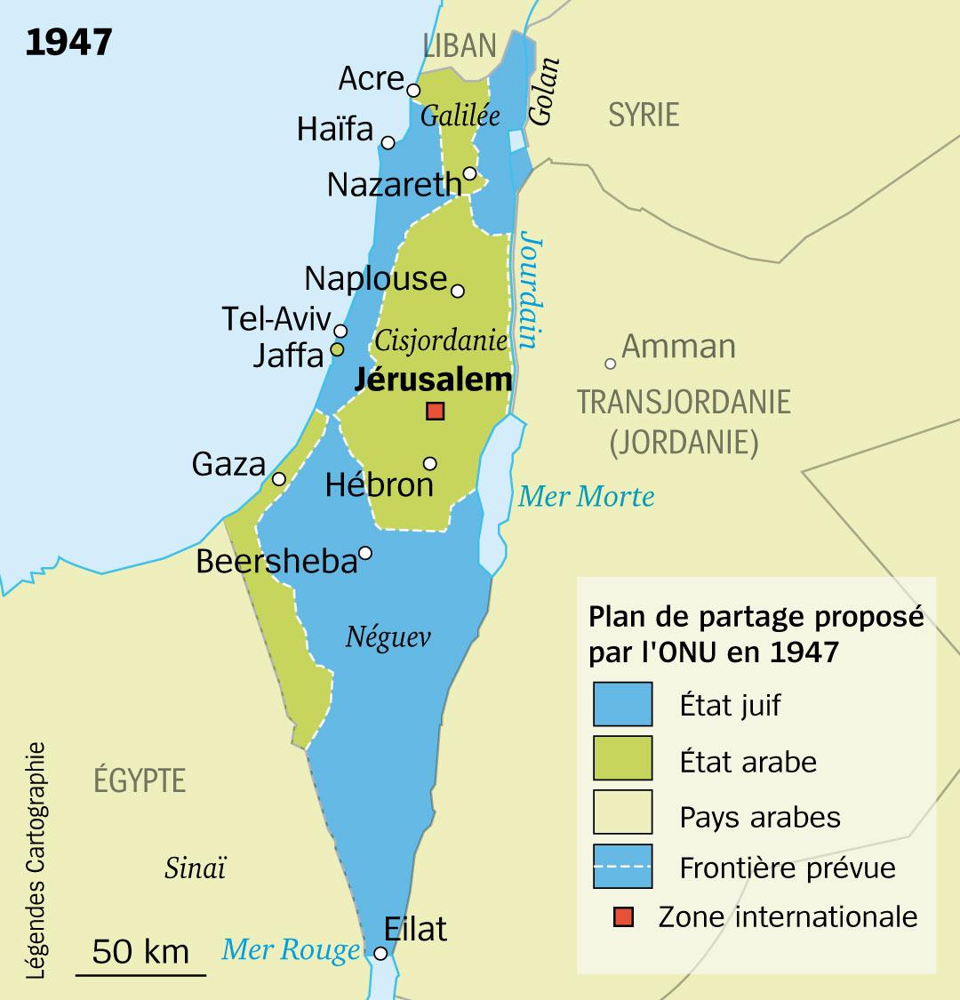 """DÉCRYPTAGE- """"Plan de paix pour le Proche-Orient"""", l'échec du siècle?"""
